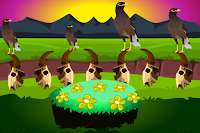 play G2M Myna Land Escape Html5
