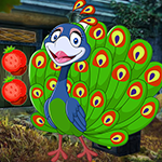 play Joyous Peacock Escape