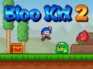 play Bloo Kid 2