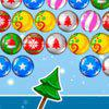 Bubble Christmas game