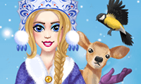 play Snegurochka: Russian Ice Princess