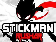 play Stickman Rusher