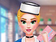 play Princess Cafe Barista Outfits