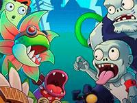 play Flower Defense - Zombie Siege