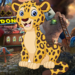 play Hapless Leopard Escape
