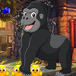 play Jubilant Gorilla Escape