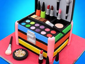 play Girl Makeup Kit Comfy Cakes Pretty Box Bakery