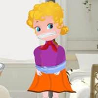 G2R Rescue Little Girl From House Html5 game