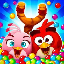 Angry Birds Pop Online game