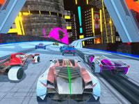 play Cyber Cars Punk Racing