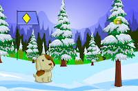 G2L Escape From Snow Land Html5 game