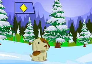 play Escape From Snow Land