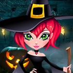 Palani Scary Palace Witch Escape game