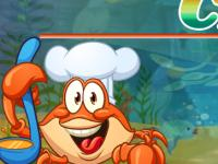 Jubilant Chef Crab Escape game