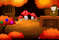 G2M Red Forest Escape Html5 game