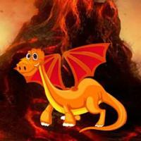 Dragon Hawaii Volcano Escape Html5 game