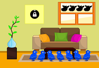 play G2M Rumpus House Escape Html5