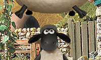 Shaun The Sheep: Sheep Stack game