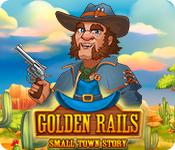 Golden Rails: Small Town Story game