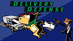 Delivery Defense game