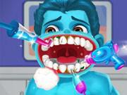 Superhero Dentist game