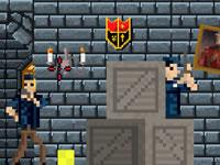 Pixel Crisis game