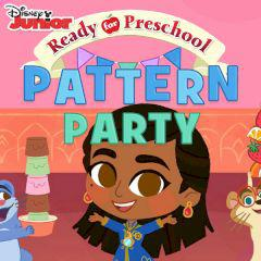 Ready For Preschool Pattern Party game