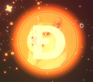 Dogecoin Moon Defender game