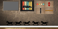 8B Foal Escape Html5 game