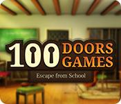 100 Doors Games: Escape From School game