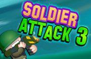 Soldier Attack 3 - Play Free Online Games | Addicting game