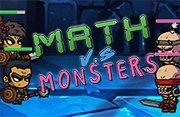 Math Vs Monsters - Play Free Online Games | Addicting game