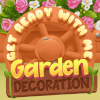 Get Ready With Me Garden Decoration game
