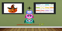 play 8B Witch Owl Escape Html5