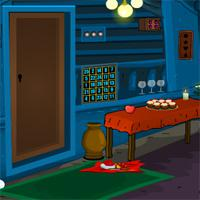 Games4Escape-Winter-Home-Escape game