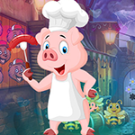 play Lucky Pig Escape