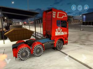 City & Offroad Cargo Truck game