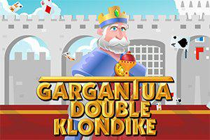 Gargantua Double Klondike game