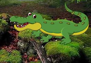 play Strange Crocodile Forest Escape