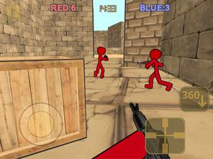 Stickman Counter Terror Shooter game