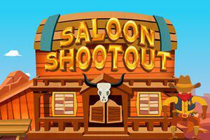 Saloon Shootout game