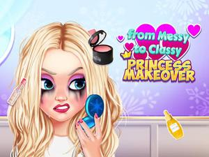 play From Messy To Classy: Princess Makeover