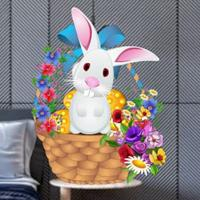 Cheerful Bunny House Escape Html5 game
