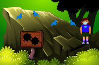 play G2L Green Land Escape Html5