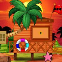 play G2J-Beach-Hut-Man-Escape