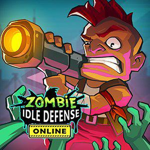 play Zombie Idle Defense Online
