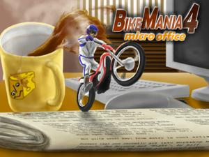 play Bike Mania 4 Micro Office