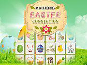 Easter Mahjong Connection game