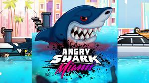 play Angry Shark Miami