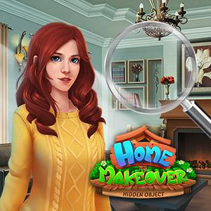 play Home Makeover Hidden Object